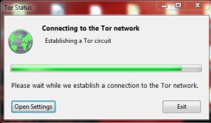 tor connecting