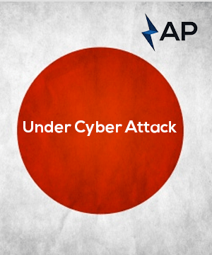 Japan Cyber Attack