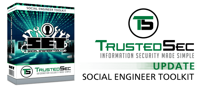 set social engineer toolkit