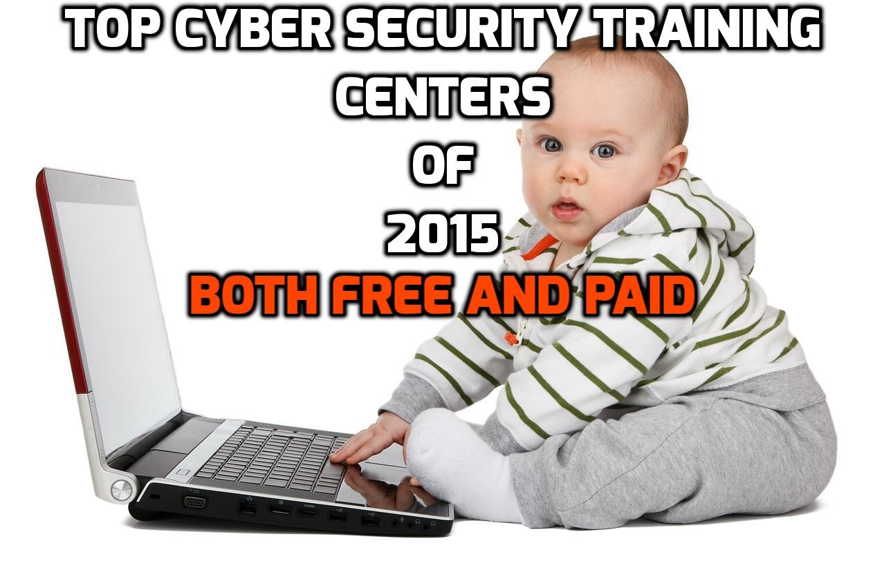 cyber security training 2015