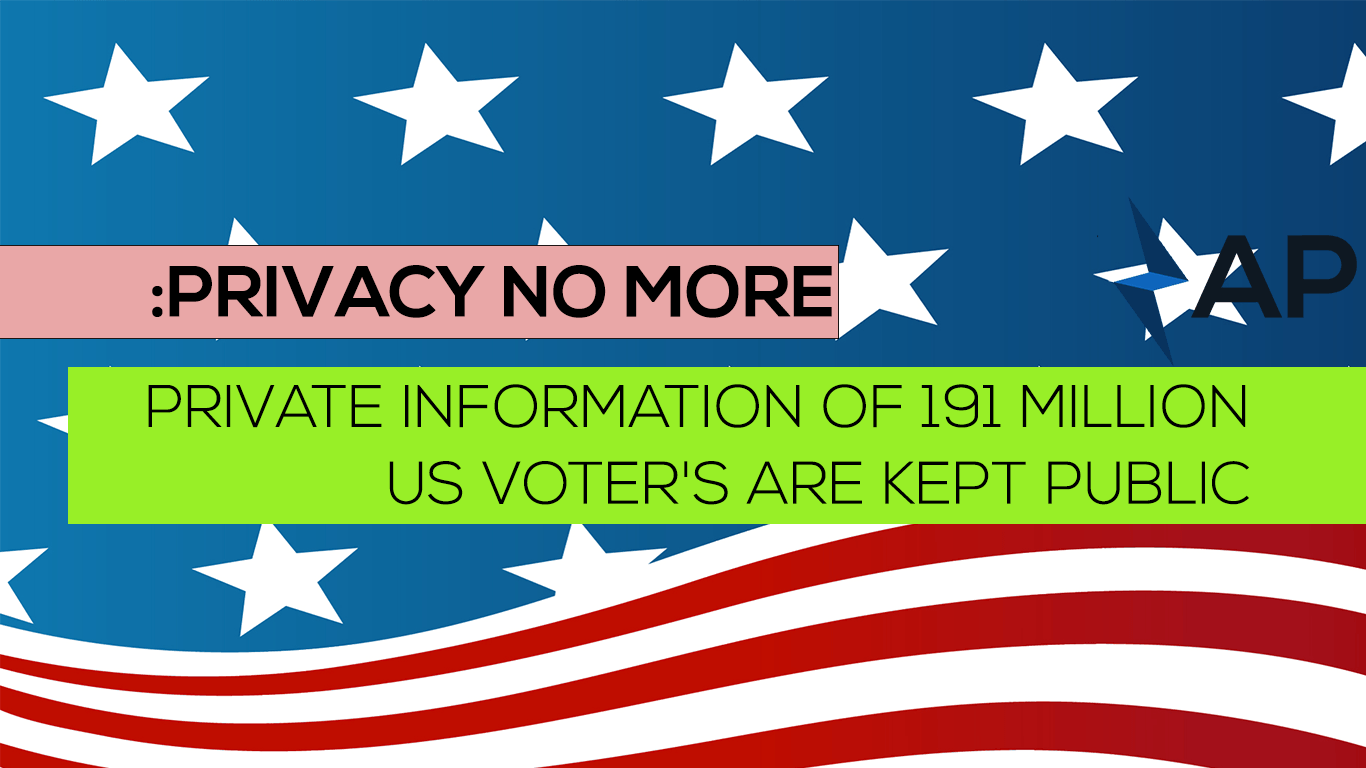 voters private information