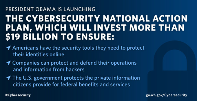 Cyber Security National Action Plan