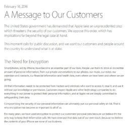 apple iphone fbi