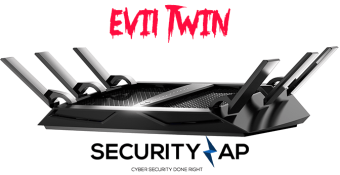 Evil Twin Router