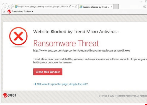 Trend_Micro_Antivirus_plus_Security_ransomware