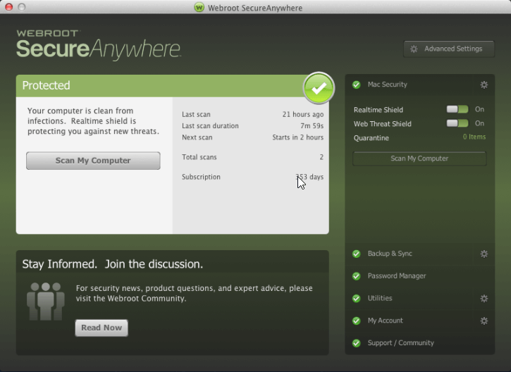 Webroot_SecureAnywhere_AntiVirus_interface