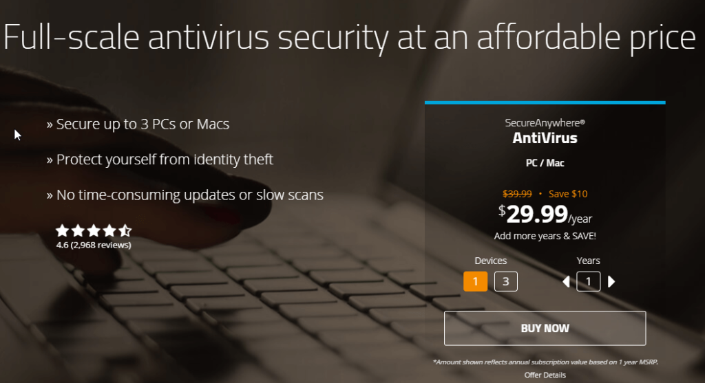 Webroot_SecureAnywhere_AntiVirus_price