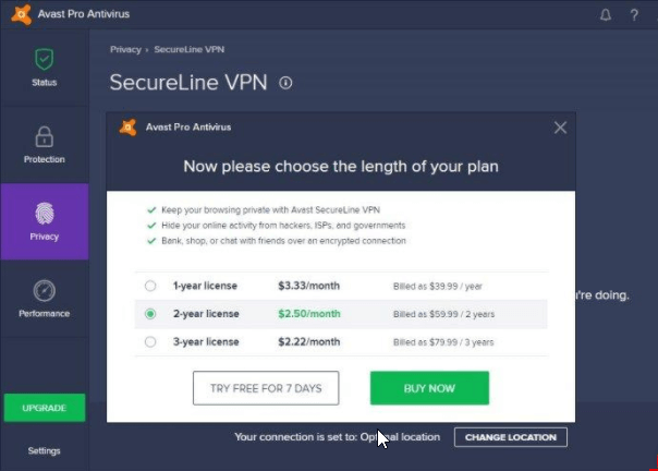 avast 2018 review