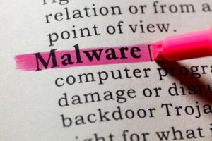 Fake Dictionary, Dictionary definition of the word Malware