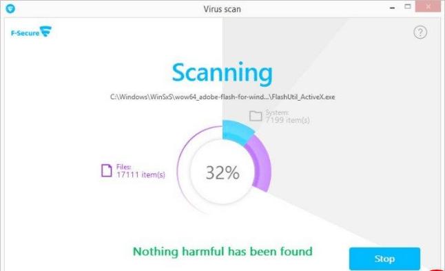 f-secure_anti-virus_scan