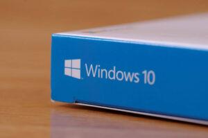 Microsoft Windows 10 Box