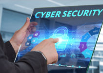 on the virtual display Cyber security