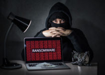ransomware attacking