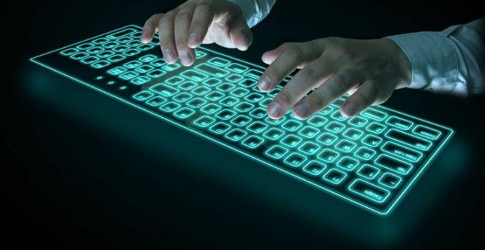 Virtual keyboard