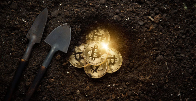 Mining Golden Bitcoins