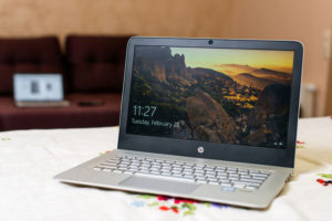 HP Envy 13-d023cl laptop PC (ENERGY STAR).