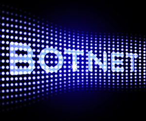 Botnet sign.