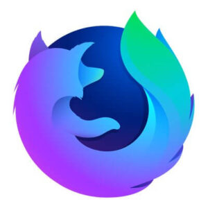 Firefox Nighly logo